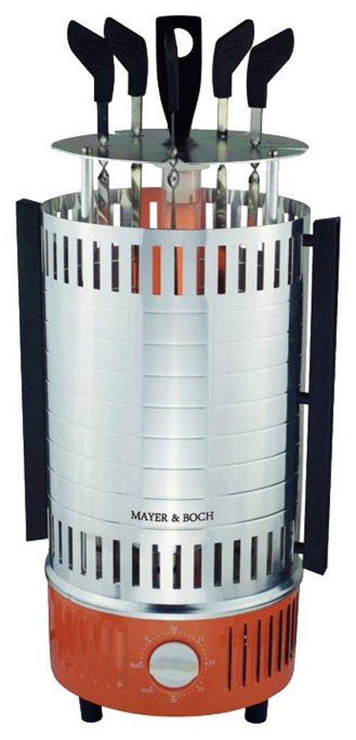 Электрошашлычница mayer boch