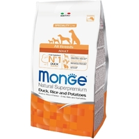 Monge Speciality Adult All Breed Duck/Rice/Potatoes