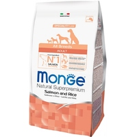 Monge Speciality Adult All Breed Salmon/Rice